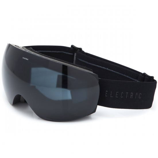 Electric EG3.5 Snowboard Goggles - Matte Black with Jet Black