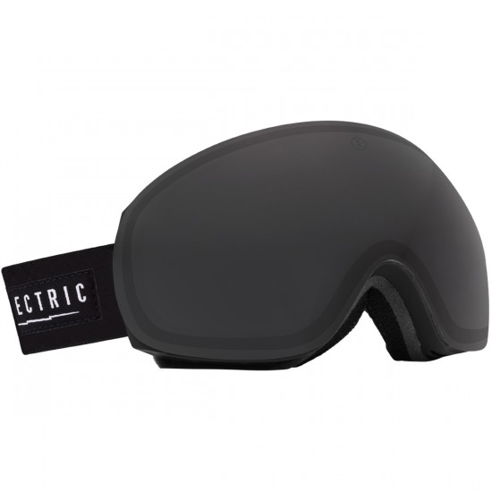 Electric EG3 Black Tropic Snowboard Goggles 2015 - Jet Black