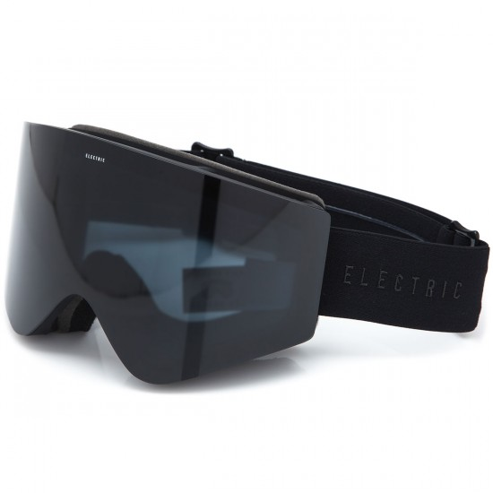 Electric EG3 Snowboard Goggles - Matte Black with Jet Black
