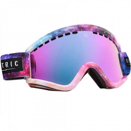 Electric EGV Stardust Snowboard Goggles 2015 - Bronze / Pink Chrome