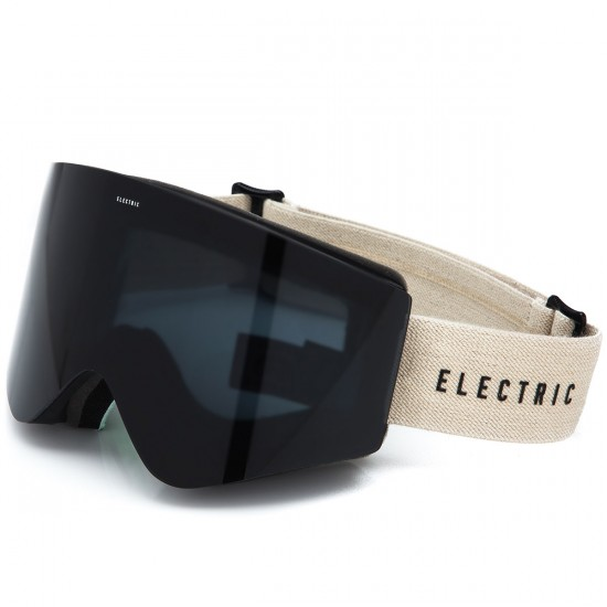 Electric EGX Snowboard Goggles - Backstage Tie Dye Green with Jet Black