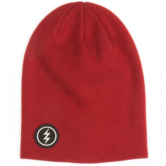 Electric Electric Co. Beanie - Maroon