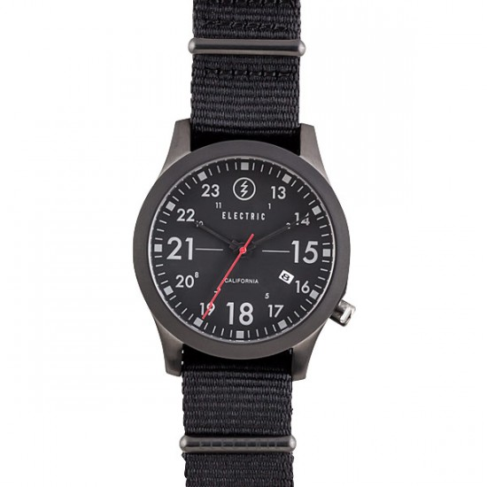 Electric FW01 Nato Watch - All Black