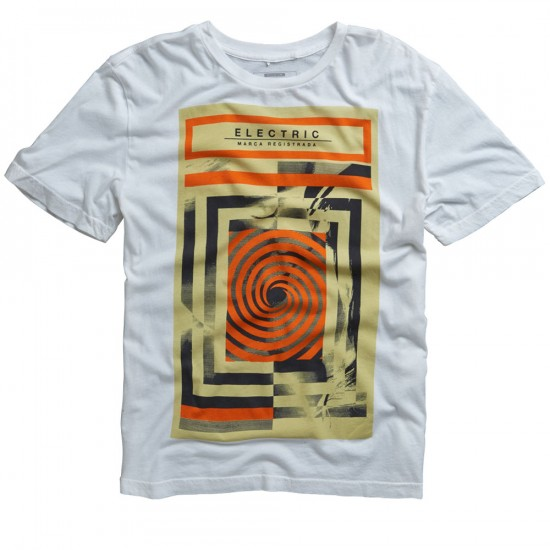 Electric Jargon T-Shirt - White