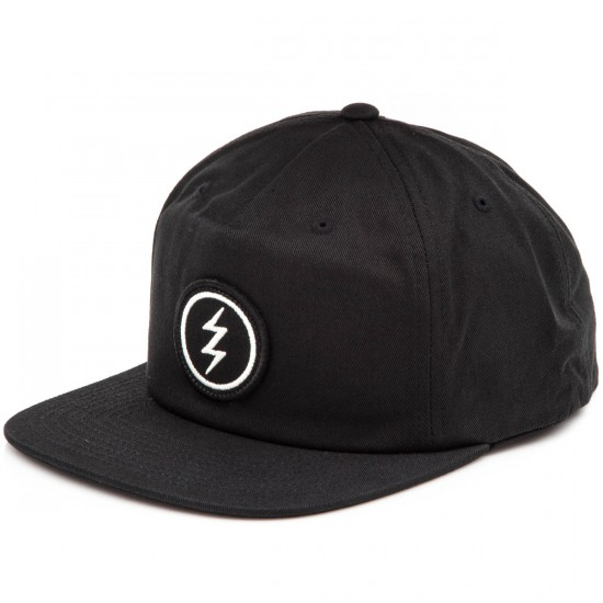 Electric New Uniform Hat - Black