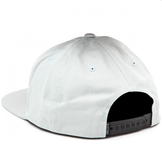 Electric New Uniform Hat - Light Grey