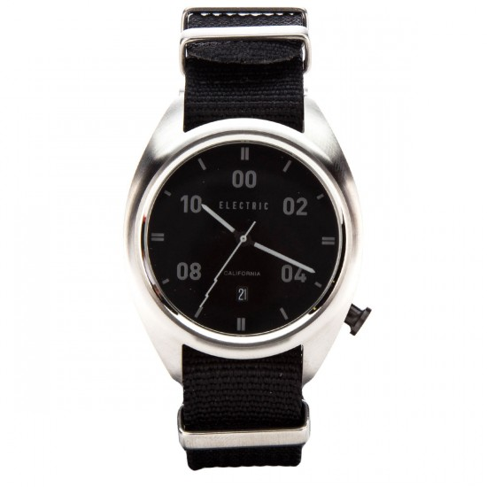Electric OW01 Nato Watch - Black