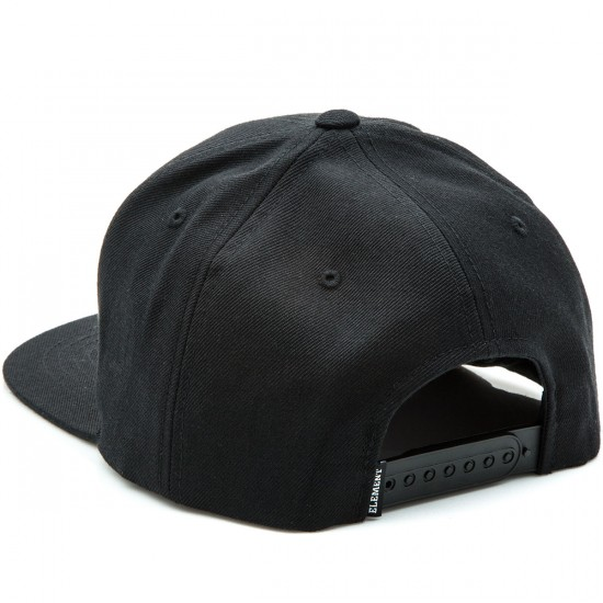 Element 92 Flag Hat - Black