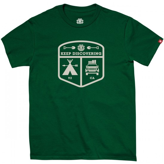 Element Adventurer T-Shirt - Hunter Green