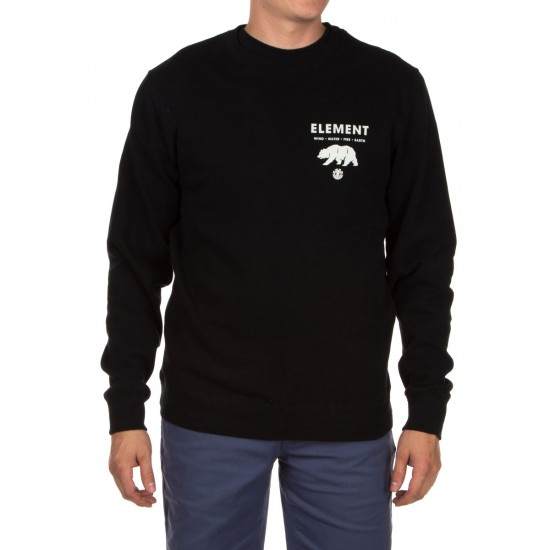 Element Beast Sweatshirt - Black