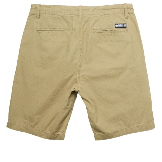 Element Cadet Shorts - Desert Khaki