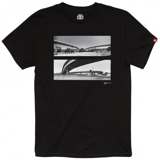 Element Highway T-Shirt - Black