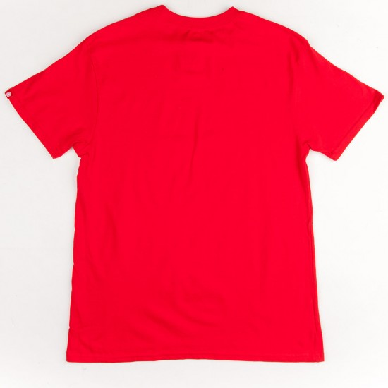 Element Horizontal T-Shirt - Red