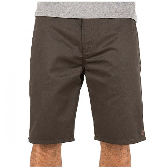Element Howland 2 Shorts - Coffee