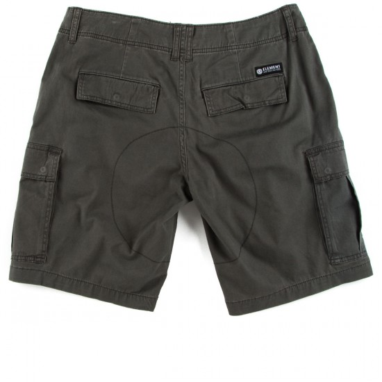 Element Howland Cargo Shorts - Stone Grey
