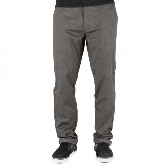 Element Howland Pants - Charcoal Heather