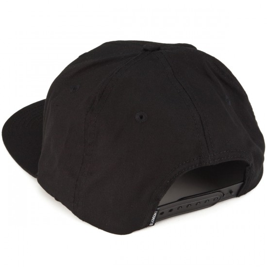 Element Knutsen Hat - Black/Black