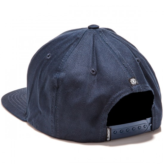 Element Knutsen Hat - Eclipse Navy