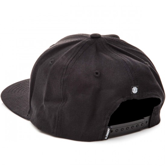 Element Knutsen Hat - Flint Black