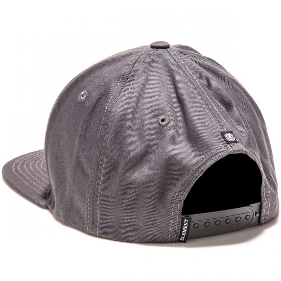 Element Knutsen Hat - Grey Heather