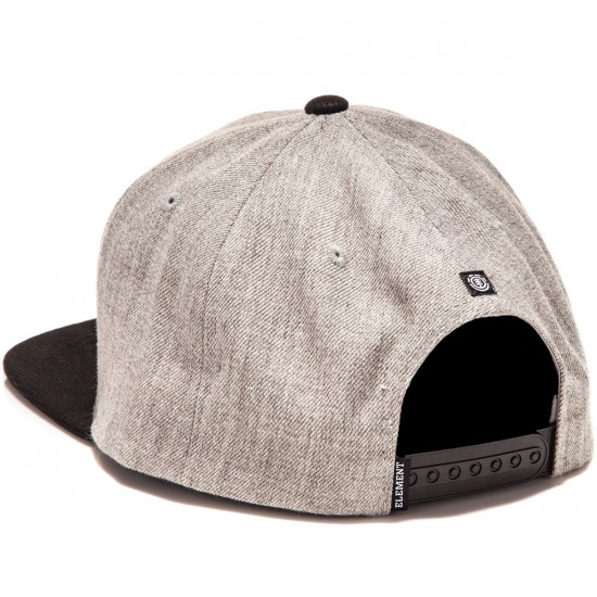 Element Knutsen Hat - Stone Grey