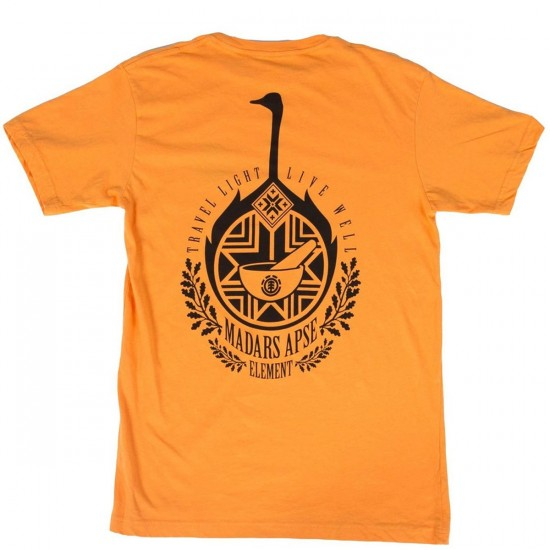Element Madars T-Shirt - Orange