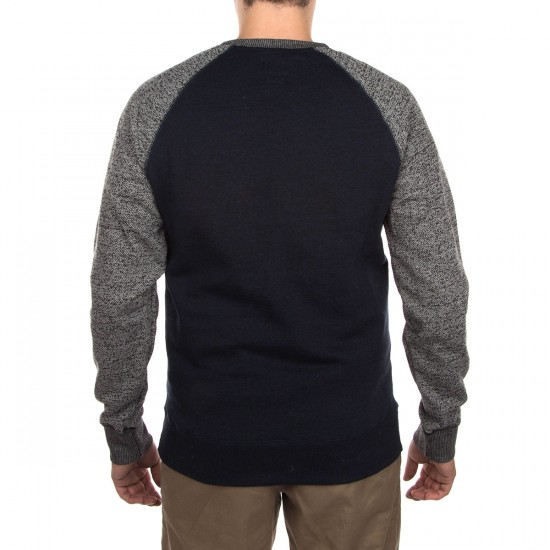 Element Meridian Crew Sweatshirt - Dark Denim