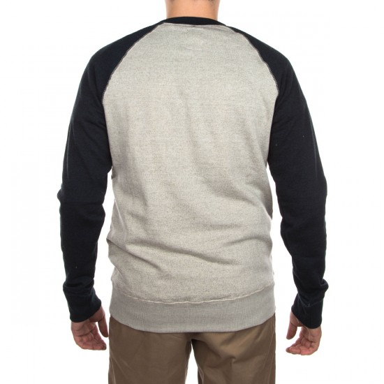 Element Meridian Crew Sweatshirt - Legion Blue