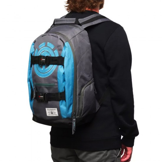 Element Mohave Elite Backpack - Stone Grey/Provincial Blue