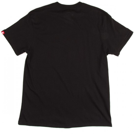 Element Tree Logo T-Shirt - Black