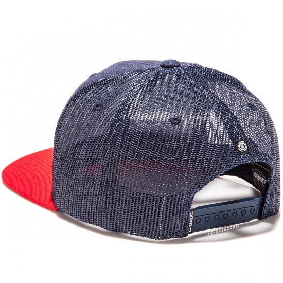 Element Worldwide Hat - Eclipse Navy