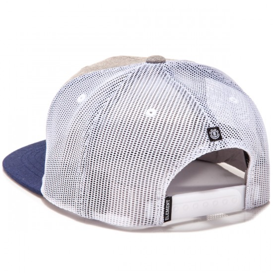 Element Worldwide Hat - Grey Heather