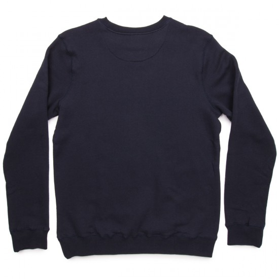 Element USA Crew Sweatshirt - Navy