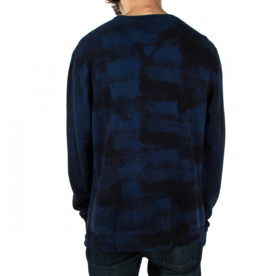 Emerica Community College Crewneck Sweatshirt - Navy