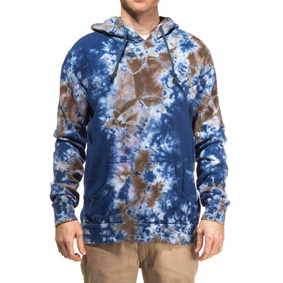 Emerica Dye Now Pullover Hoodie - Olive