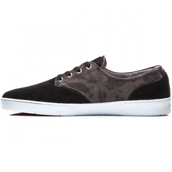 Emerica The Romero Laced Shoes - Black/Print - 8.0