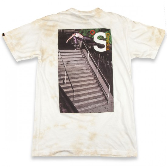 Emerica The Skateboard Mag X Reynolds T-Shirt - White