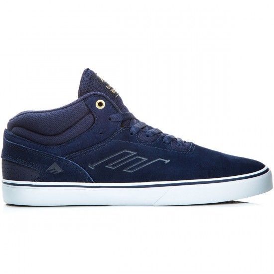Emerica Westgate Mid Vulc Shoes - Navy - 8.0