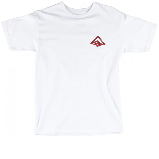 Emerica What The Pho T-Shirt - White