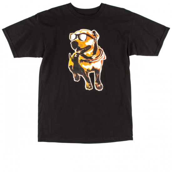Emerica X Mouse Chief Dog T-Shirt - Black