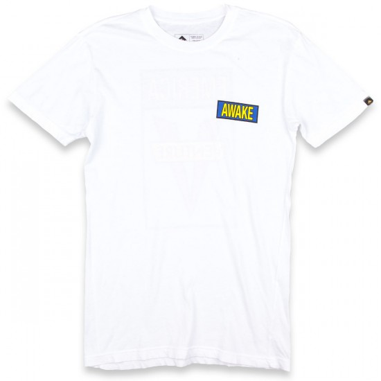 Emerica X Venture T-Shirt - White