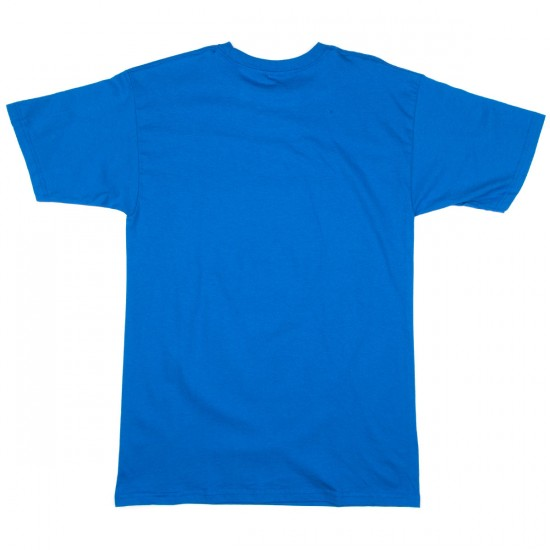 Enjoi Doesn't Fit T-Shirt - Royal Blue