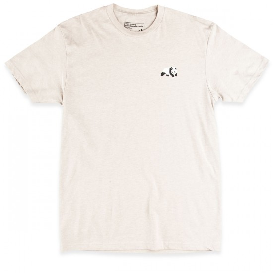 Enjoi Small Panda Logo T-Shirt - Silk