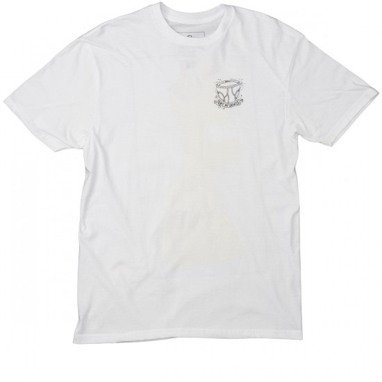 Eswic Eat My Shorts T-Shirt - White