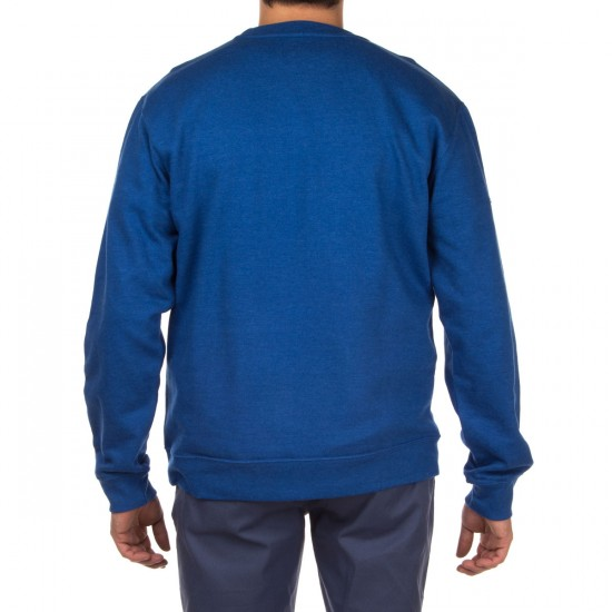 Eswic Icon Crew Sweatshirt - Royal