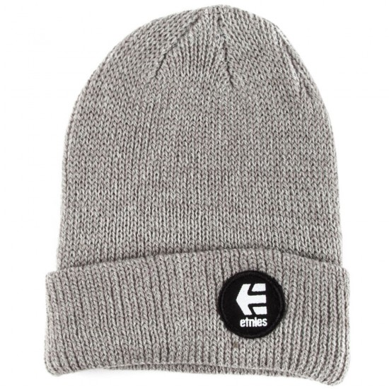 Etnies Classic Beanie - Grey/Heather