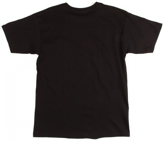 Etnies Collegium T-Shirt - Black