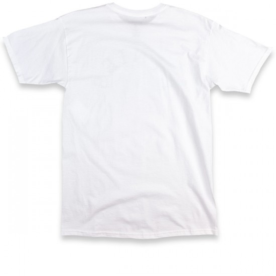Etnies Collegium T-Shirt - White