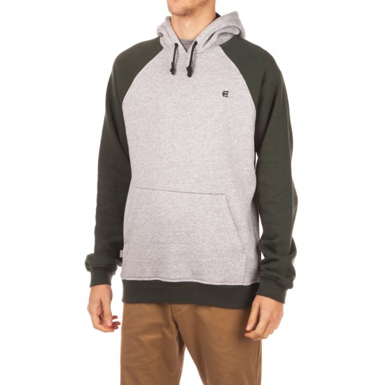 Etnies E Pullover Hoodie - Forrest