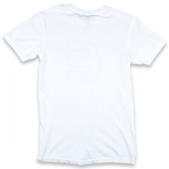 Etnies Icon Outline Short Sleeve T-Shirt - White